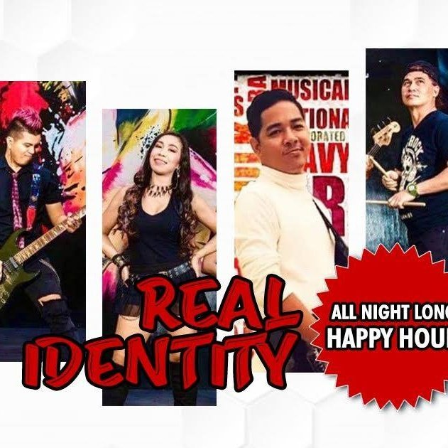 Secret Garden Sunday Sessions presents: REAL IDENTITY!