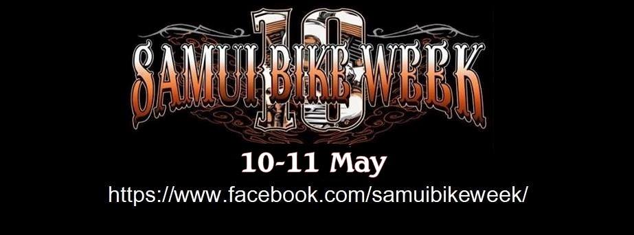 Koh samui Bike week