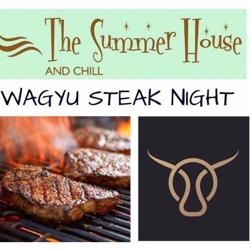 WAGYU STEAK NIGHT - WINE PROMO