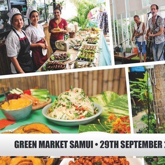 Next Green Market Samui - 29th September 2019