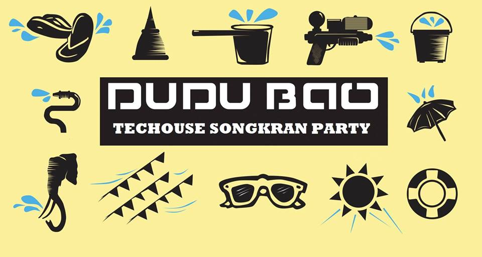 Techouse Songkran Party!