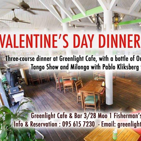 Valentine's Day Dinner & Milonga