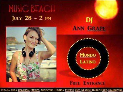 Mundo Latino by DJ Ann Grape