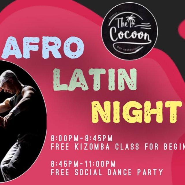 Afro Latin Night