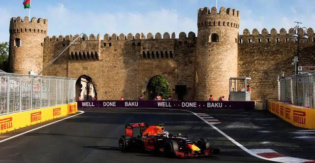 Formula 1 – AZERBAIJAN GRAND PRIX