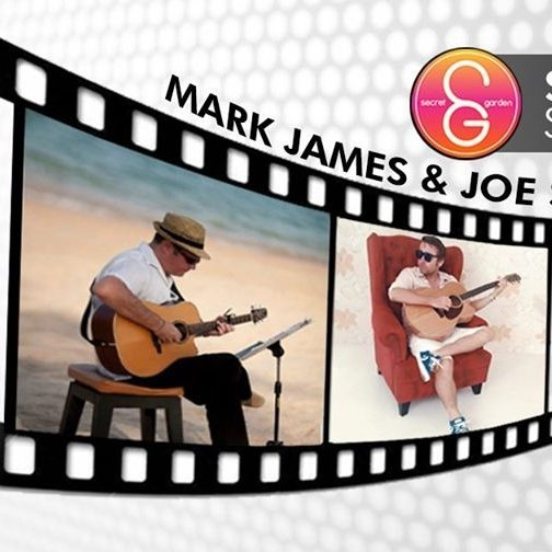 SG Sunday Sessions presents: Mark James & Joe Stoddart
