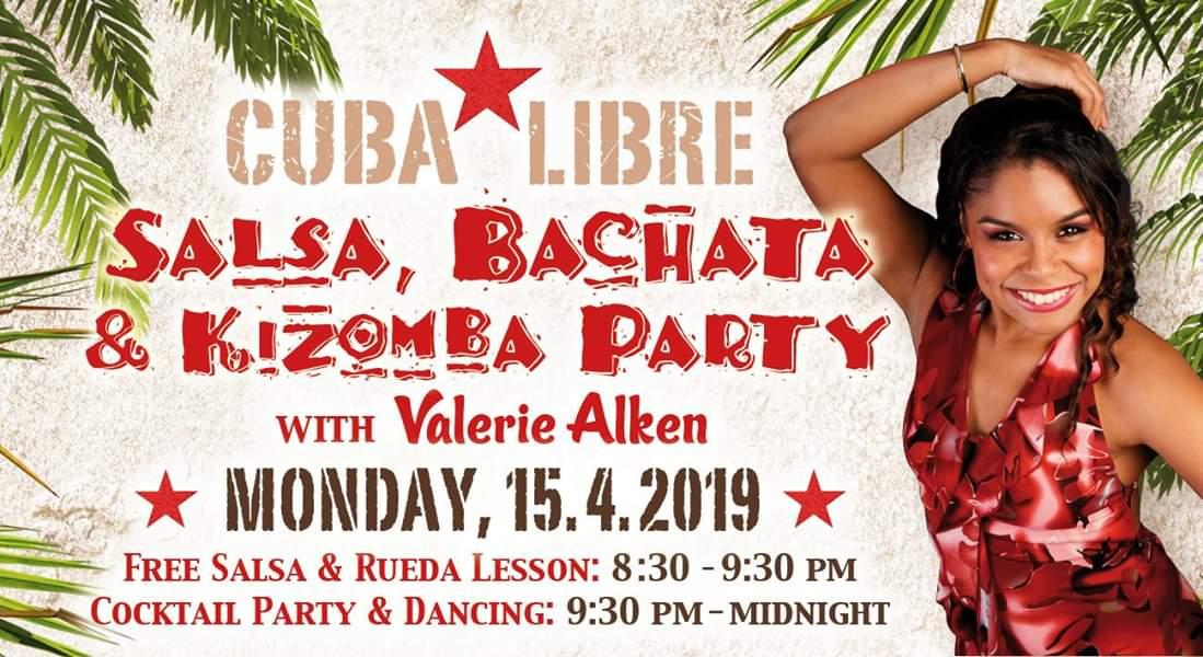 Salsa Bachata Kizomba party