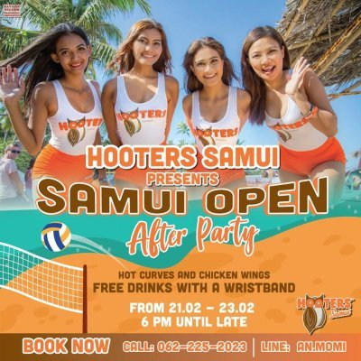 Samui Open After Party