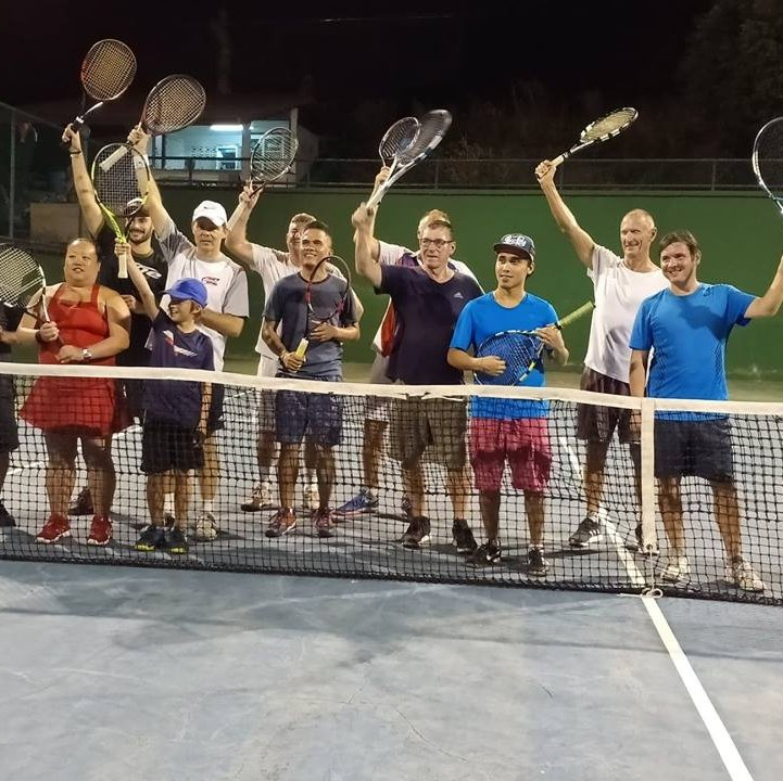 31st ATC & Very 2nd NIGHT Singles Tennis Tournament 2019
