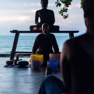 Morning Yoga & Meditation Session