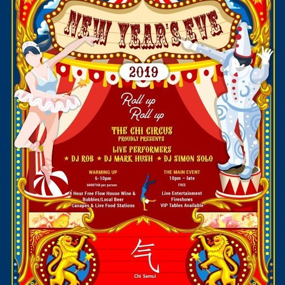 Chi New Year's Eve 2019