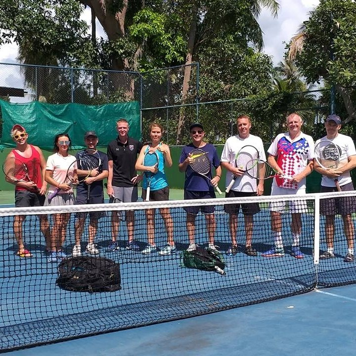 29th ATC Post Valentines Singles Tennis Tournament 2019