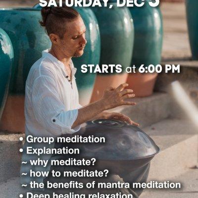 OM MEDITATION:THEORY & PRACTICE
