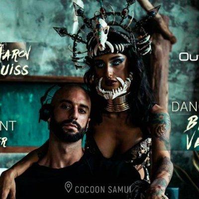 Aaron Suiss x Black venus show