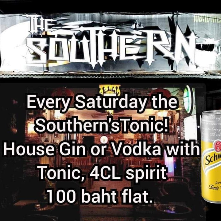 Every Saturday The Southern's Tonic