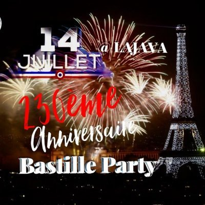 The French National Day - Bastille Party