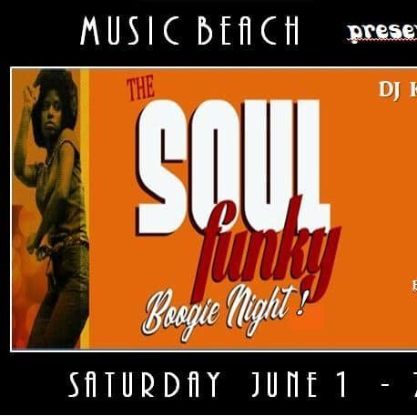 The Soul Funky Boogie Night!