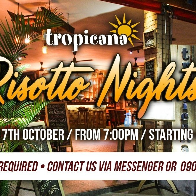Risotto Nights at Tropicana in Lamai #2