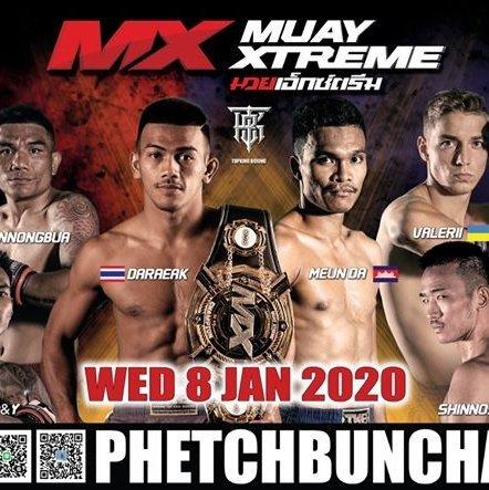 MX Muay Xtrema