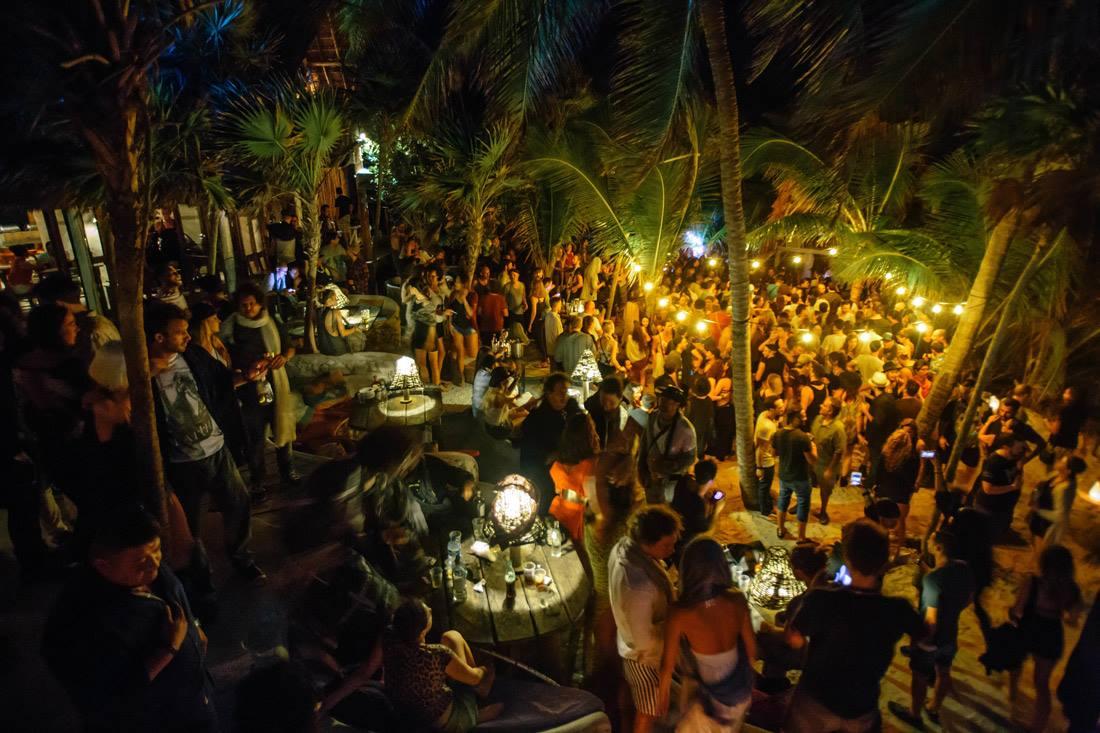 Jungle Music Festival 2018 Trail
