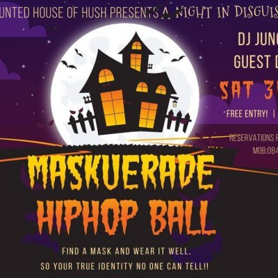 Maskuerade HipHop ball
