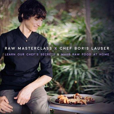 Raw Food Master Class