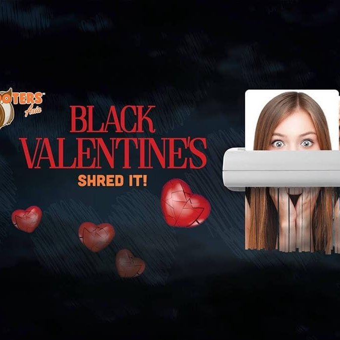 Black Valentine's - SHRED YOUR EX!