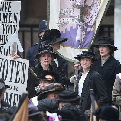 «Suffragette» (historical drama) movie screening