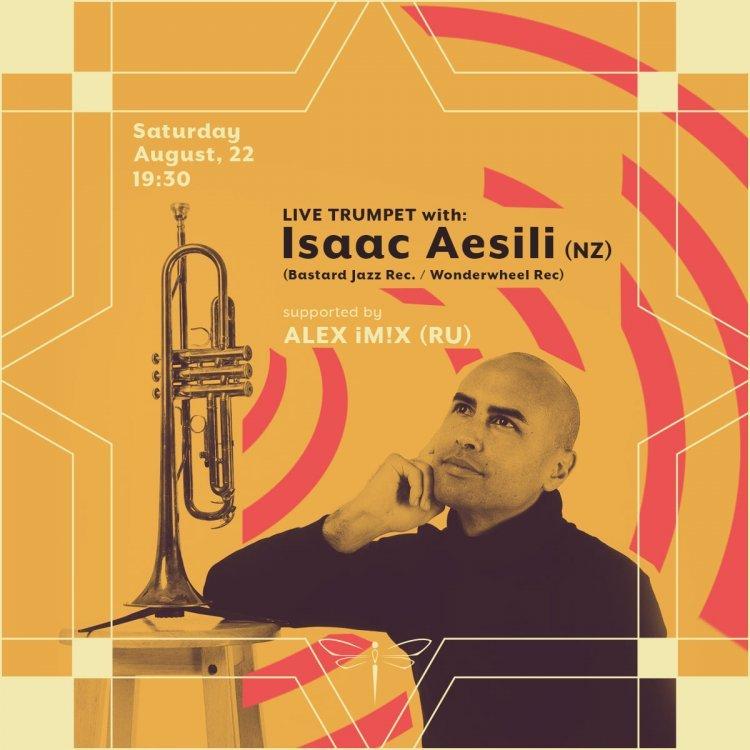 Isaac Aesili (Bastard Jazz Rec. / NZ) | Live Trumpet