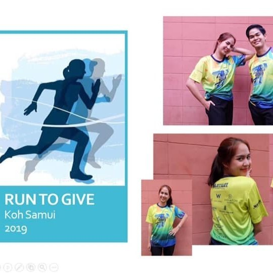 Run to Give Koh Samui 2019