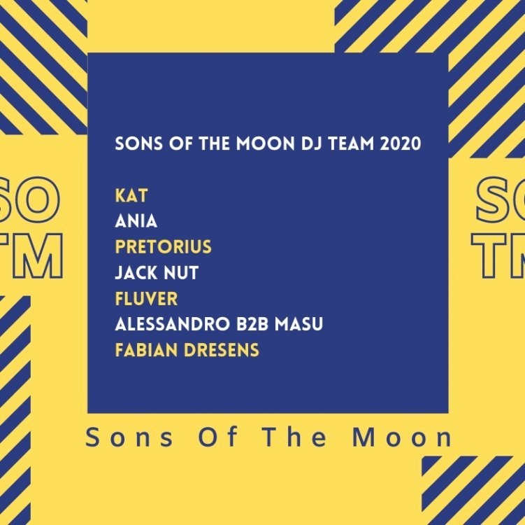 Sons Of The Moon X Cocoon