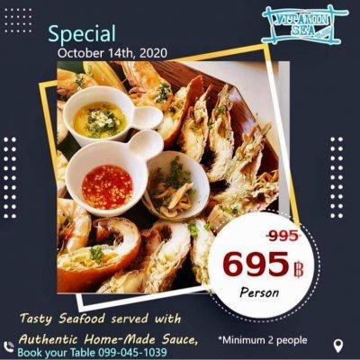 +++ Seafood Festival +++