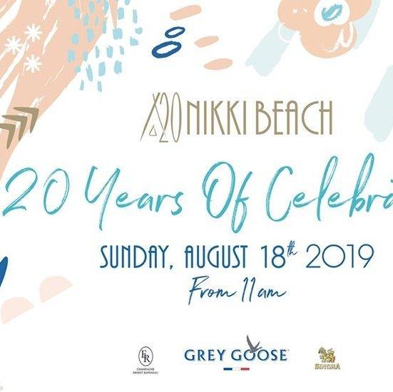20 Years of Celebration - Amazing Sundays Brunch