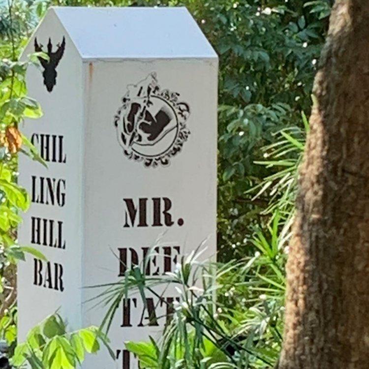 Chilling Hill Bar & 9D Organic Garden Koh Samui