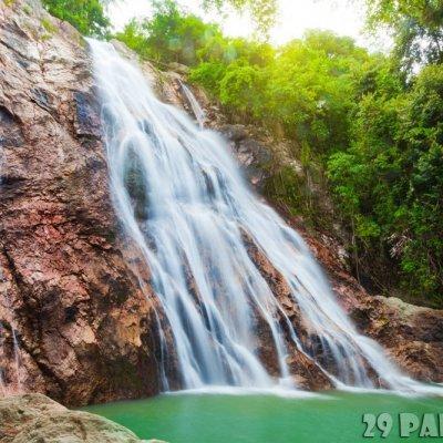 Na Mueang 1 Waterfall