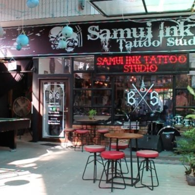 Samui ink tattoo studio