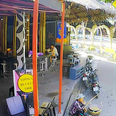 Sweet Soul Cafe Live (Chaweng) – Samui Webcam online