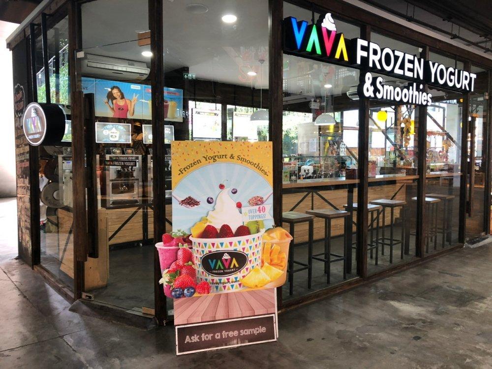 VAVA Frozen Yogurt