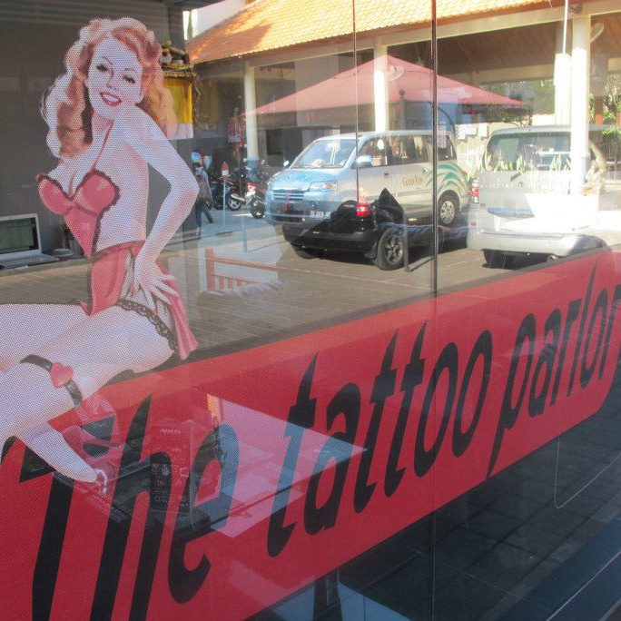 THE TATTOO PARLOR