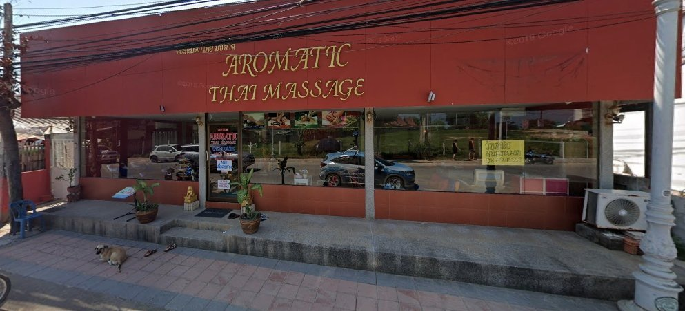 Aromatic Thai Massage