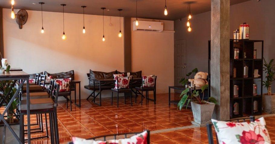 The Coffee Room Samui