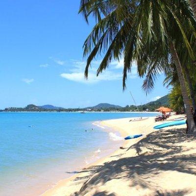Na Phralan Beach