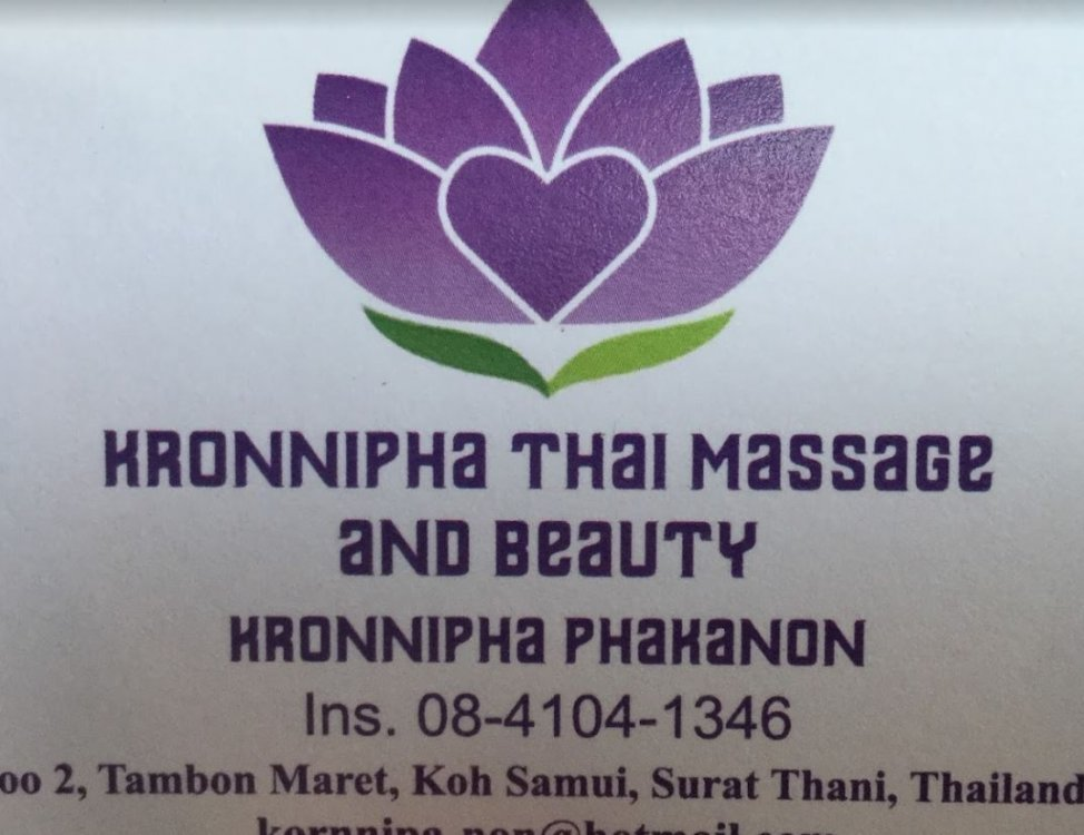 Kornnipha Massage