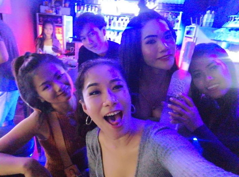 Gery's Angels Bar Koh Samui