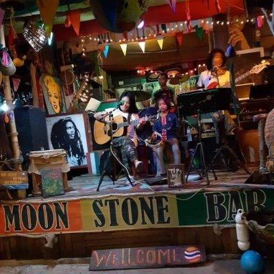 Reggae Rock bar