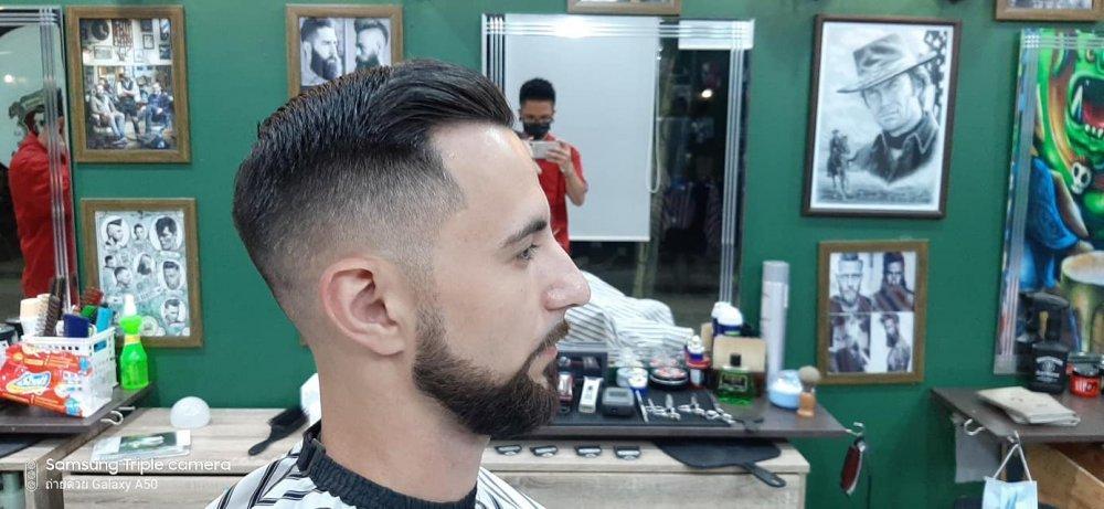 Smart Barbershop Bophut Samui