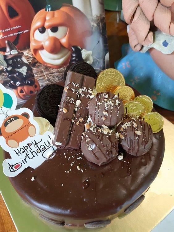Cake Koh Samui