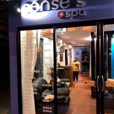 Sense's spa