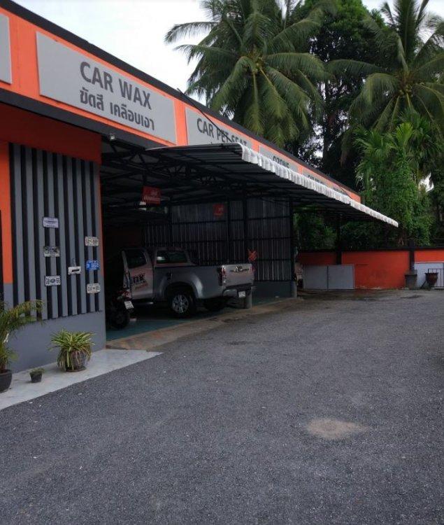 Car Washing Wurth