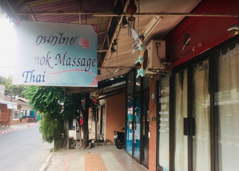 Kanok Thai massage